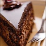 Decadent 3 Layer Chocolate Cake