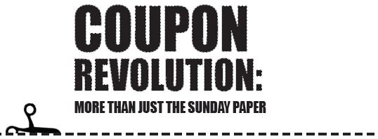 Coupon revolution more than just the sunday paper p for American frame coupon code