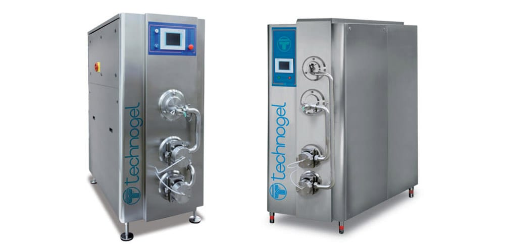 Continuous Freezers