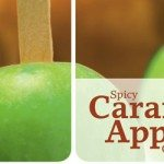 Recipe for Spicy Caramel Apple Gelato