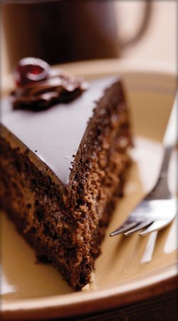 Decadent 3 Layer Chocolate Cake