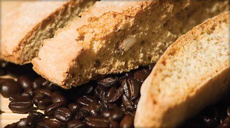 Coffee Biscotto Gelato
