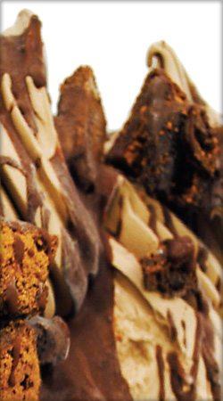 Triple Chocolate Brownie Gelato