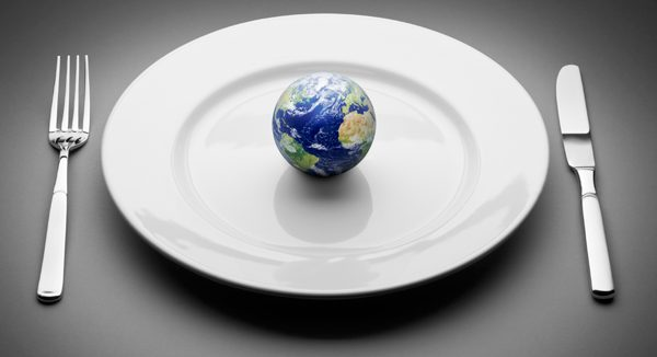 The Whole World in the Same Plate