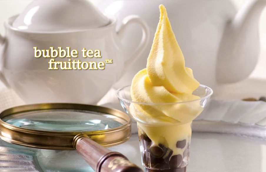 Bubble Tea Fruittone