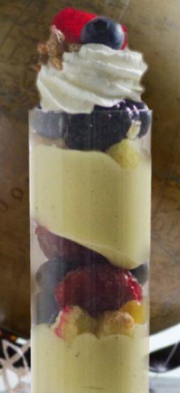 Fresh Fruit Trifle