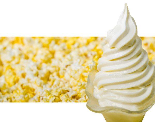 popcorn gelato