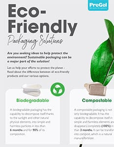 Eco Packaging Sell Sheet